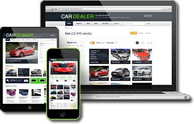 Car Dealer Websites - Web Design Solutions